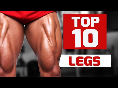 TOP TEN LEG DAY EXERCISES