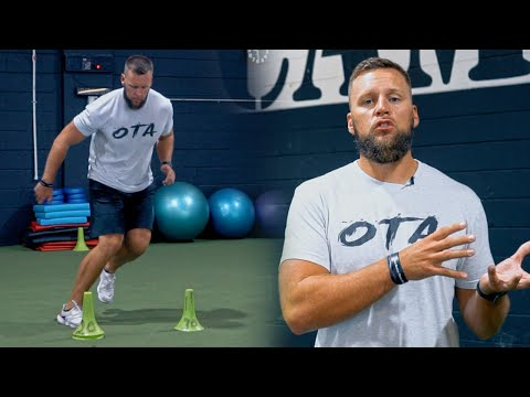 Agility & Quickness For Soccer Athletes