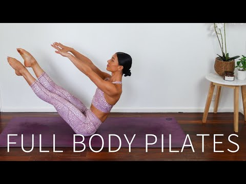 40 MIN FULL BODY WORKOUT || Intermediate/Advanced Pilates