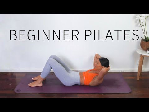 30 MIN FULL BODY PILATES WORKOUT FOR BEGINNERS (No Equipment)