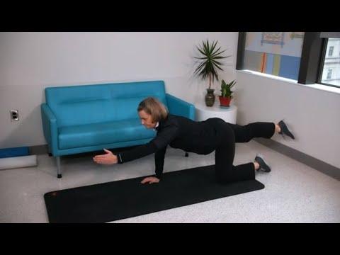Cerebellar Ataxia Exercises