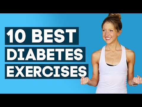 10 Best Diabetes Exercises to Lower Blood Sugar Exercise – Diabetes Workout