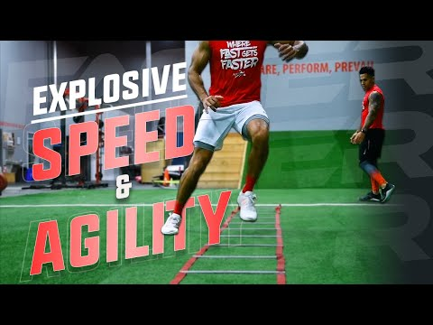 NEXT LEVEL SPEED & AGILITY WORKOUT!