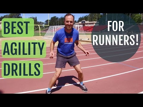 Our Favorite Agility Drills for Runners