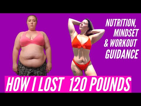 Weight Loss Motivation and how I lost 120 pounds