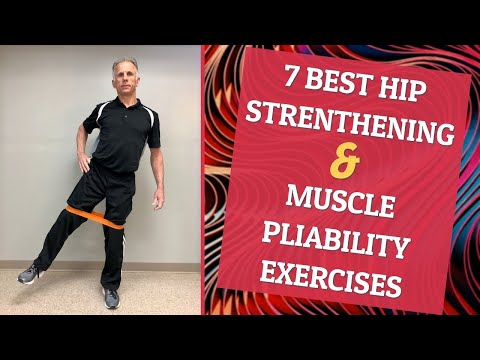 Relieve Hip Pain – 7 Best Hip Strength & Muscle Pliability Exercises at Home