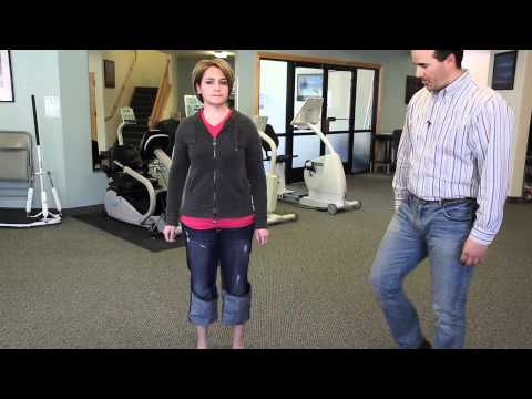 Ankle Balance & Stability Exercises Part 1
