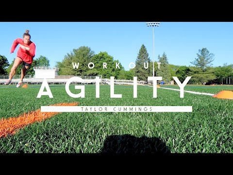 Agility Workout | Changing Direction & Changing Speed