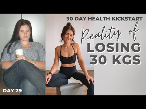 Why Losing 30kgs Didn't Make Me Happy  & What Did?! – Weight Loss Motivation I Lucy Lismore