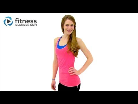 1000 Calorie Workout Video – 84 Min HIIT Cardio, Total Body Strength Training + Abs, Fitness Blender