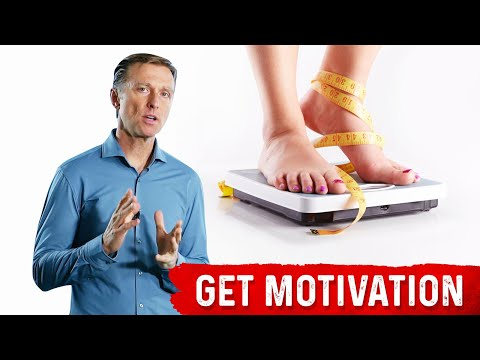 How To Get Motivated With Losing Weight – Dr.Berg on Weight Loss Motivation