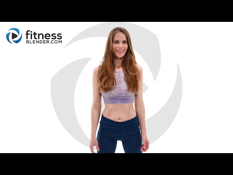 30 Minute Cardio Workout – At Home Cardio with No Equipment