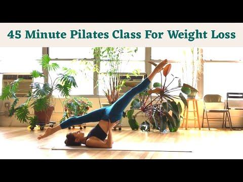 45 MIN PILATES FOR WEIGHT LOSS   Intermediate/Advanced Class