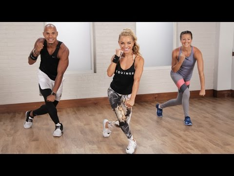 Killer 30-Minute Cardio-Boxing and Core Workout With Christa DiPaolo