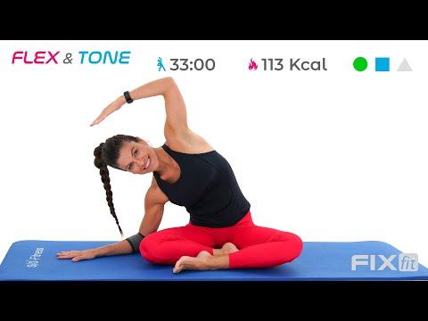 Pilates Fusion: Allenamento Total Body Focus Glutei E Core Stability