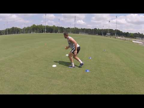 Goalkeeper Specific Speed and Agility Drills