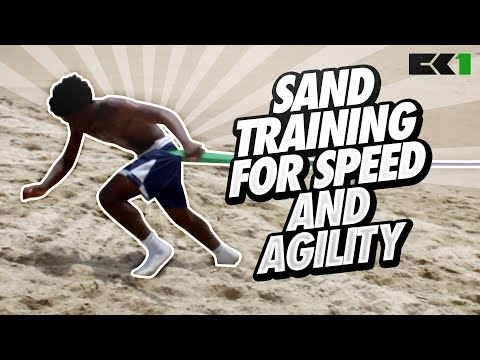 """Sand Training For Speed And Agility 