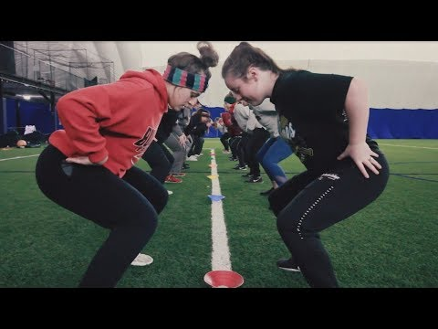 Softball Speed And Agility Workout | Rochester College
