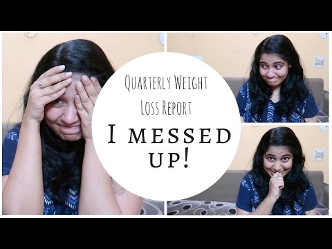 Quarterly Weight Loss Report and Weight Loss Motivation| Indian Lifestyle & Mommy channel