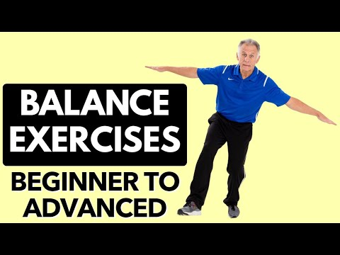7 Best Balance Exercises to Stay Upright, Both Beginner & Advanced Options